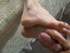 Stacie hot footfuck