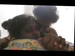 Tamil couple first night at Srilanka