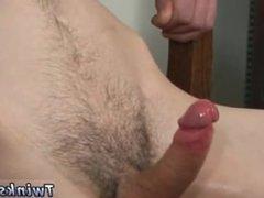 Gay porno naked men extreme A Cock Throbbing Wank Off!