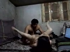 Indian gf and bf sex