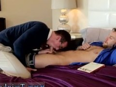 Nice young gay hairy cock After some 69ing, Damien has Jackson sit on his