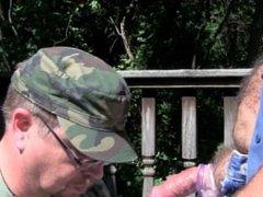 ROB BROWN: BIG SLURPSICLE CLIP 4
