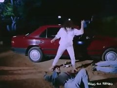 Mixed fight from Arabic movie