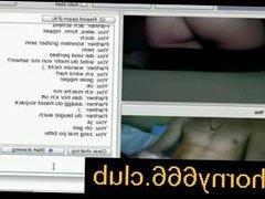 French lady showing stuff on horny666.club