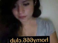 Hot Precum and Huge Cumshot all over Myself on Webcam on horny666.club