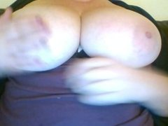 Big Soft Sexy All Natural Tits Horny Amateur Solo Milf