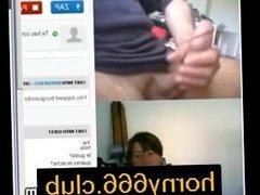 Teen Victoria Masturbating on Camera - Omegle 13 on horny666.club