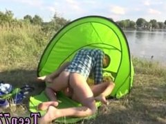 Blowjob fairy full length Eveline getting pummeled on camping site