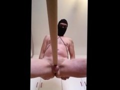 vacuumcleaner suck my dick soft to semihard with handsfree cumshot