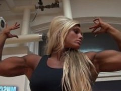 Eve Girls With Muscles Are Hot