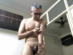 Solo Gay Indian Meth Slamming Slave