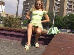 UP Skirt in Public