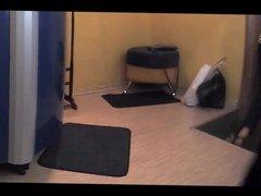 Spy cam - Solarium 02
