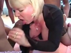 A1NYC Group Interracial Sex Amateur Interracial Porn 63