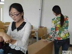 [FF/F] Chinese school girls tickling
