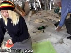 Tiny teen compilation Gorgeous blondie Tina is very busy at the workplace.