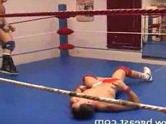 Alexi Adamov vs Nick Naughton