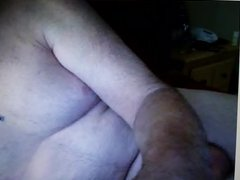 handsome daddy uncut dick on cam