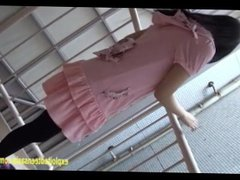 Jav Teen Debutante In Photo Booth Teases With Her Nubile Body 18 Plus