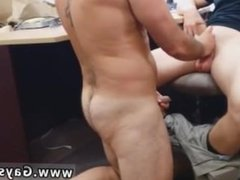 Straight gay man big black dick jerking off slowly and horny straight