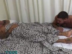 Dad gey gay sex boys first time Johnny Hazard Worshiped & Jerked In His