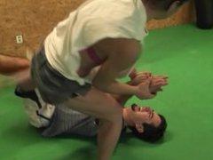 laura self defense