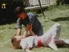 Mixed fight from Arabic movie -5
