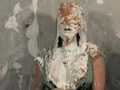 She want's to get slimed (but get some pies also)