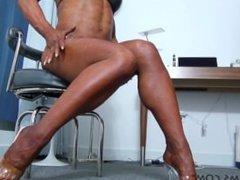 M. P. Sexy She Muscle Flex