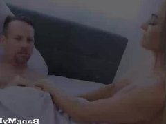 Dad Fucks His Step-Daughter While Mommy Sleeps