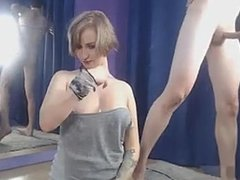 Horny Chick Gets Fucked By Her Boyfriend
