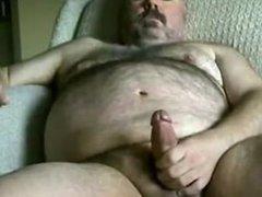 Bear Masturbation Part 2