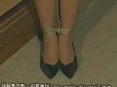 japanese girl damsel in distress long video 2