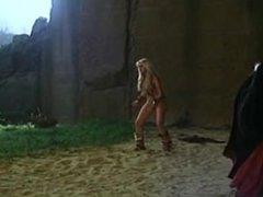 Sabrina Siani in Il trono di fuoco (1983) span4f The Throne of Fire 2
