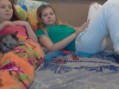 Russian Teen Lesbian #2
