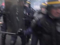 Cops get their asses fucked by french gentlemans
