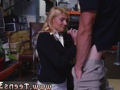 Latex whore blowjob Hot Milf Banged At The PawnSHop