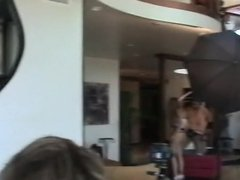 Videos of Behind The Scenes Double Teamed And Creamed 2