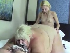 SSBBW Ivy Gets Fucked