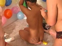Dare Ring Game, Amateur Girls strip and play naughty challanges - Part 5