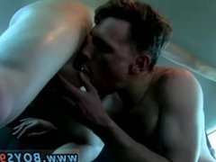 Anal dripping tranny gay sex movies and latino boy kiss Tag Teamed In The