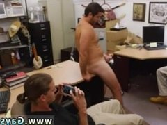 Gay porn gifs male masturbation and cumshot Straight man goes gay for