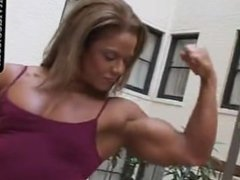 Michelle Baker And Her Physique