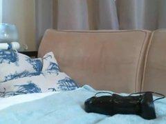 Webcam Milf Anal Dildo Masturbation