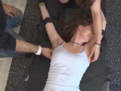 French Tickling - Albane 1