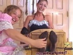 Tickling Paradise - Tickle French Maid