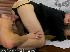 Mens nipples sucked on and anal play gay