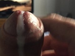 Close up cum