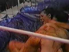 female v female oil wrestling 4