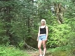 Liz wants to fuck in the woods